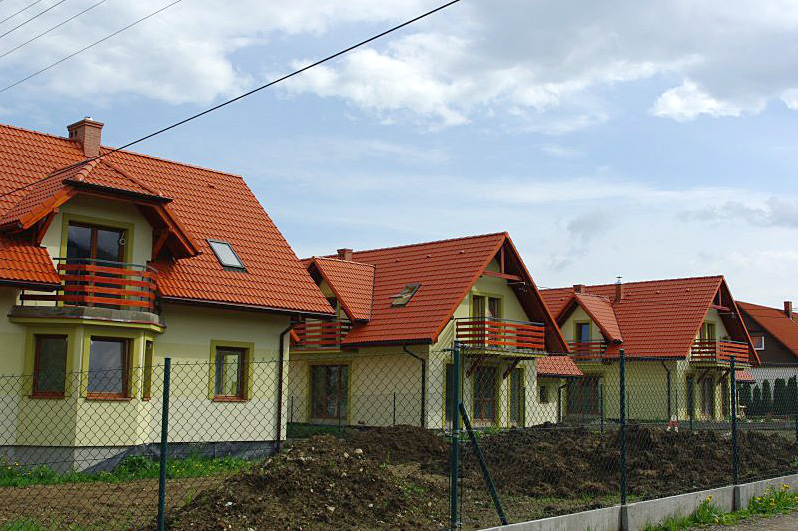 Jaworze – Osiedle domków jednorodzinnych